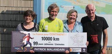 10000 kms : Etape 100 – Fécamp – Deauville